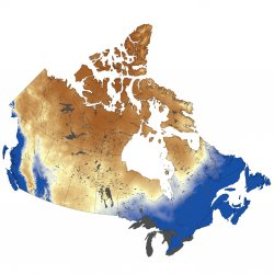 Climate Maps for Cities | Climate Atlas of Canada